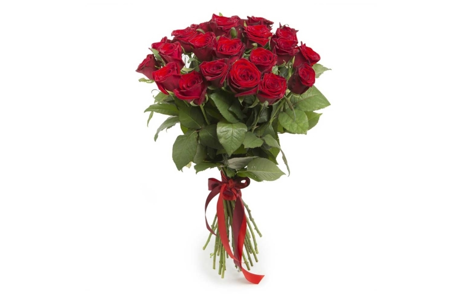 Bouquet-misto-rose-rosse